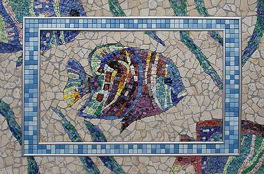 мозаика своими руками мастер класс